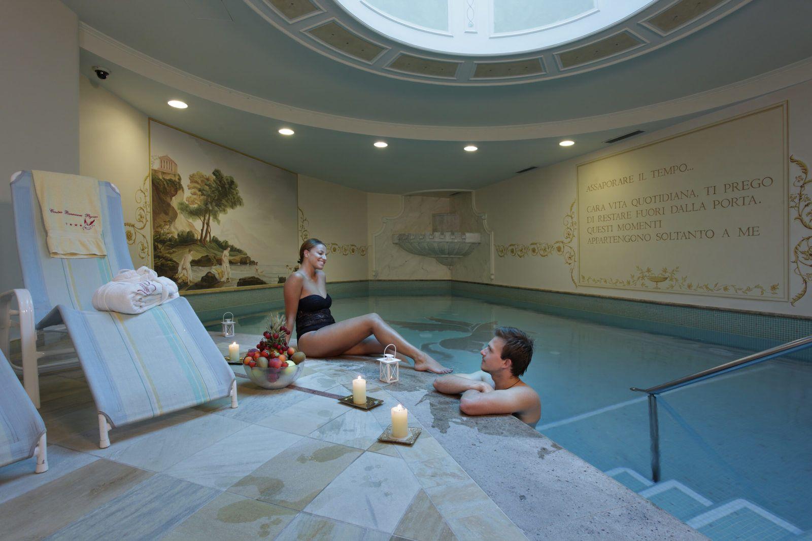Cavallino Lovely Hotel Andalo - Il mondo delle acque
