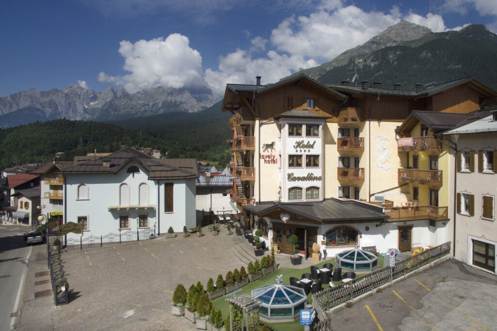 Apartments in Andalo
