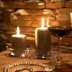 Romantische Atmosphäre in Andalo