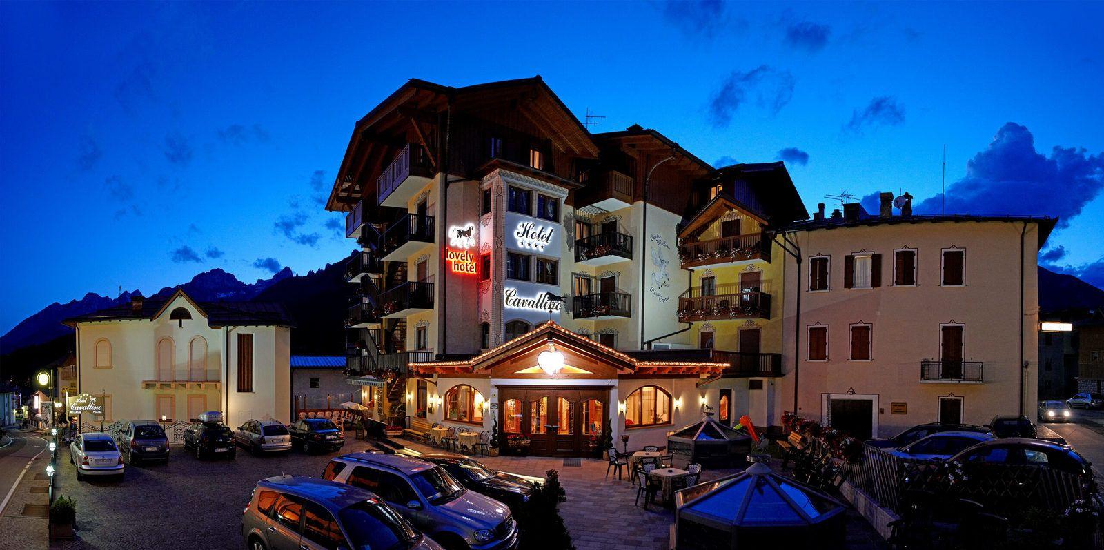 Hotel Cavallino ad Andalo in Trentino