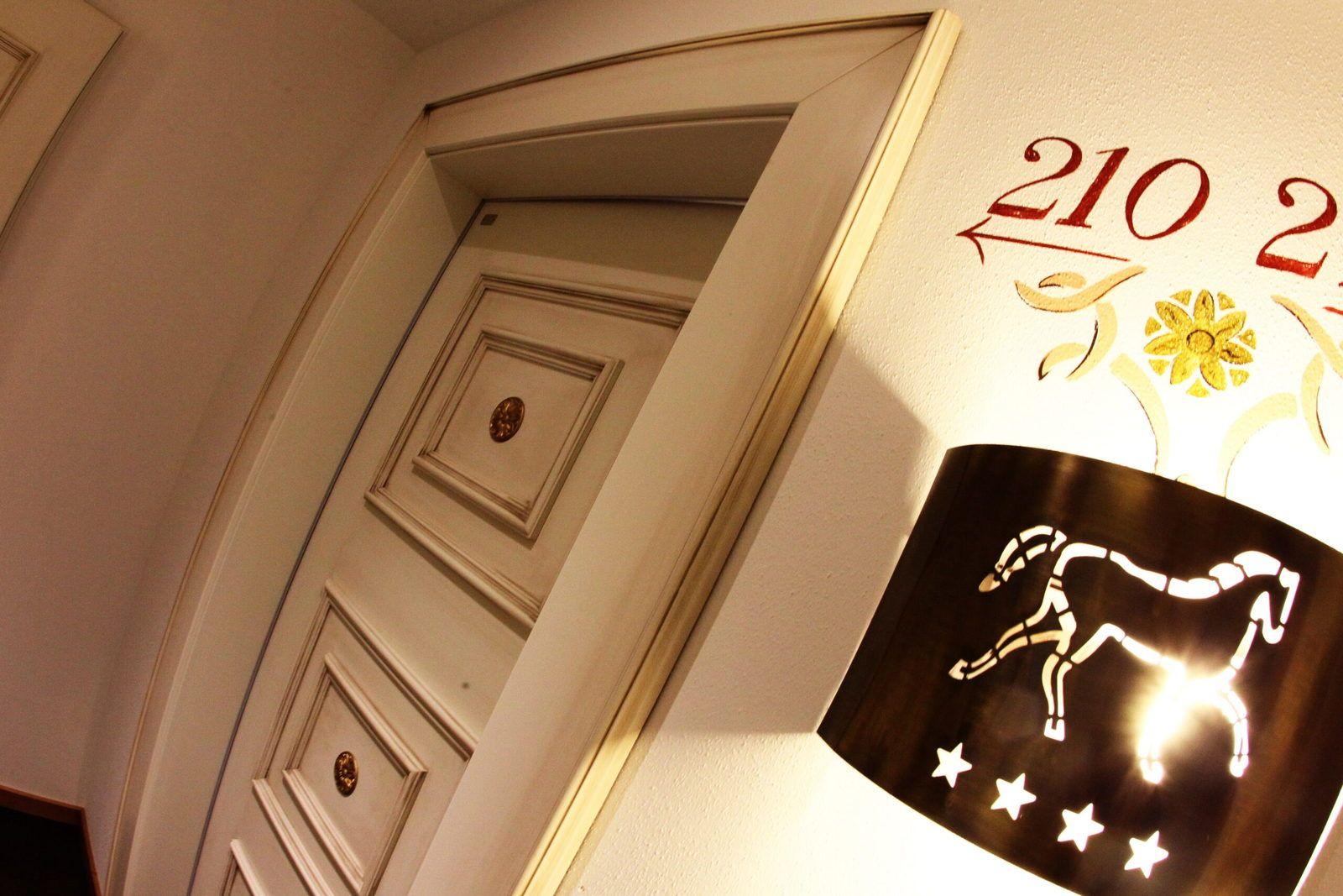 Camere e Suites dell'hotel Cavallino ad Andalo in Trentino