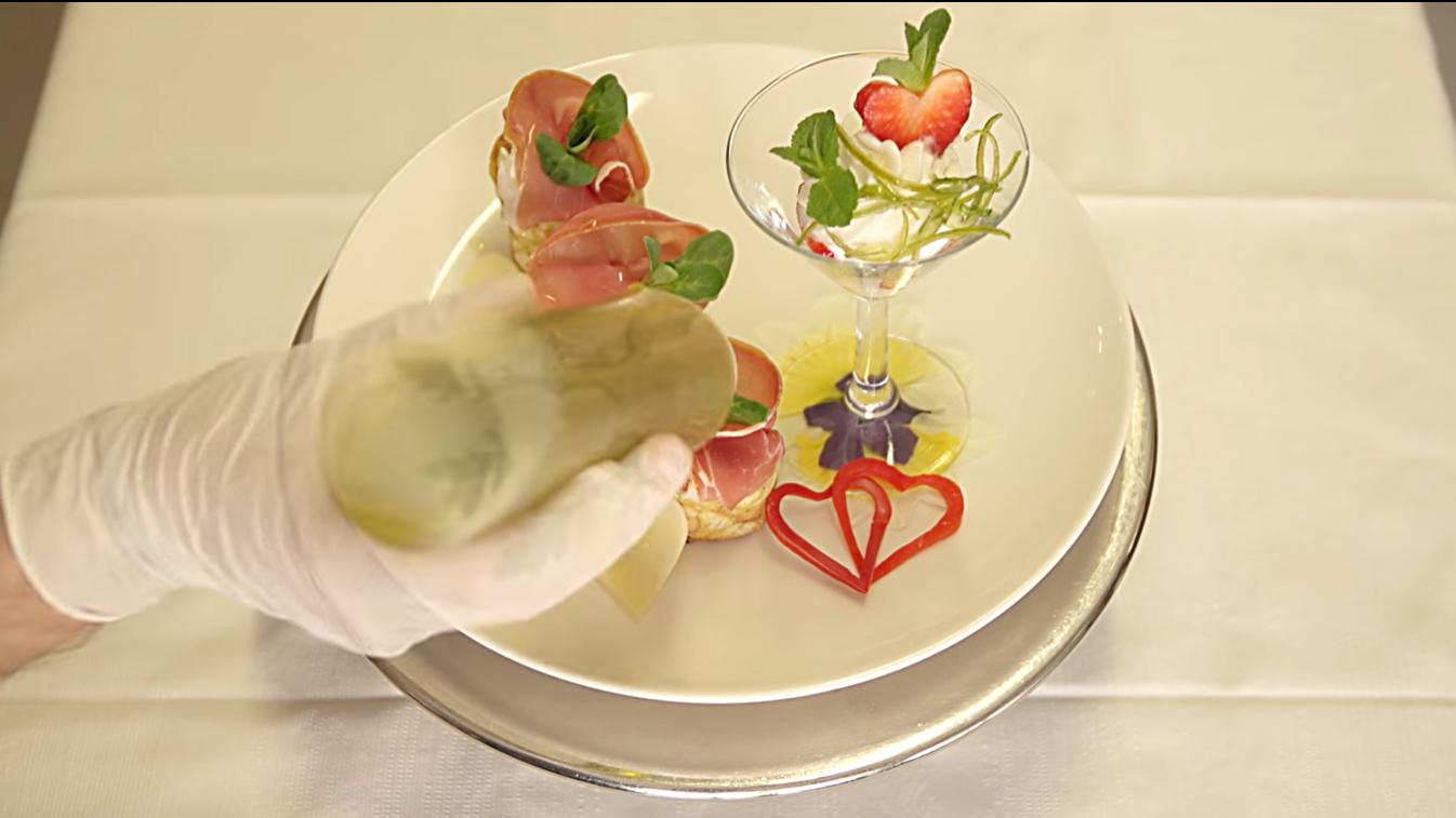 Ristorante ad Andalo con piatti per Celiaci, Vegetariani, Vegani