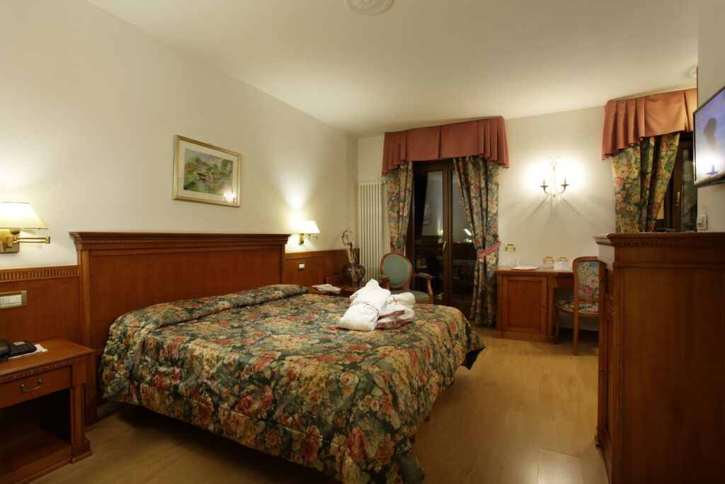 Harmony camera ad Andalo in hotel 4 stelle