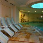 La wellness area di Hotel Cavallino ad Andalo