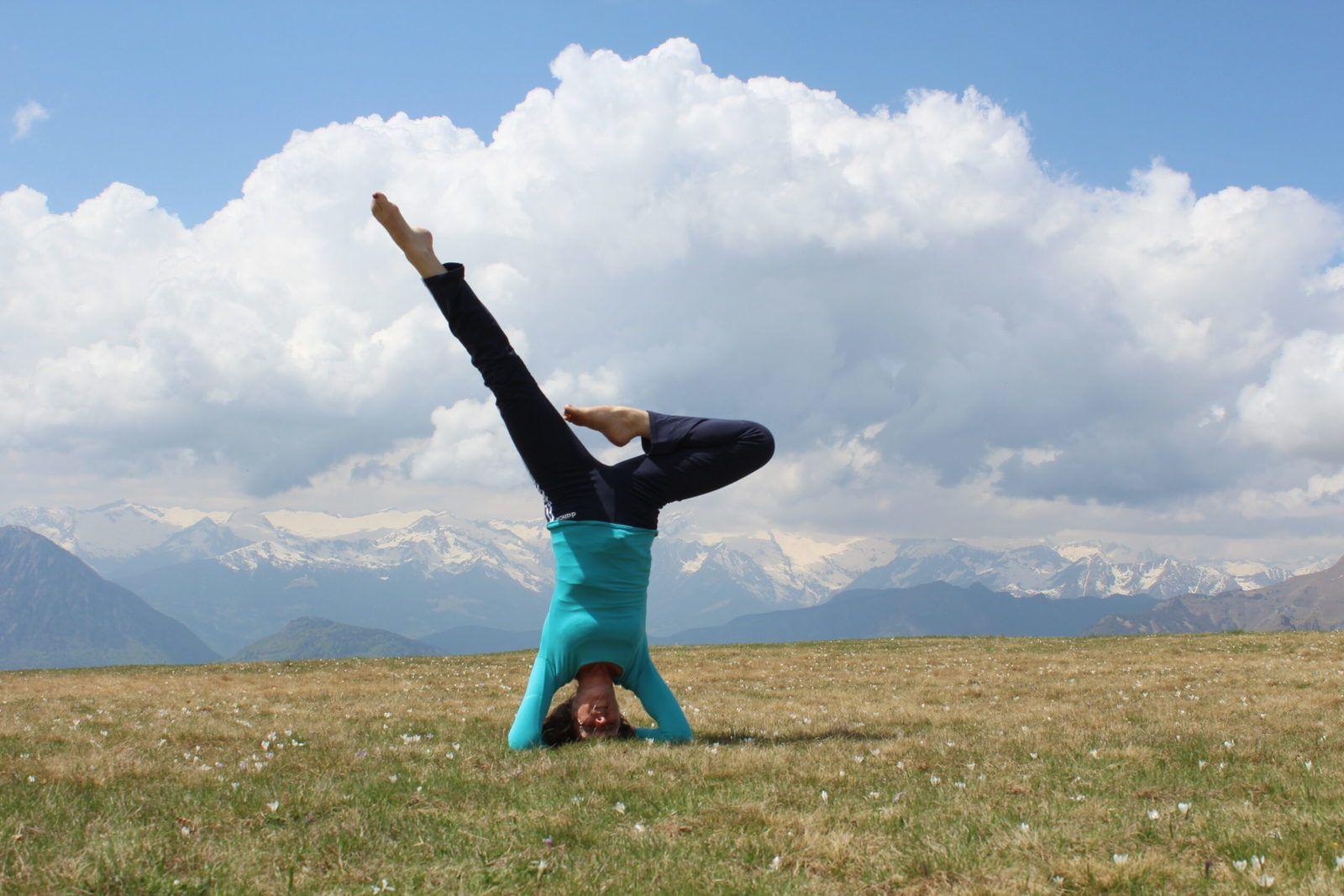 Hotel Cavallino Andalo Yoga in montagna