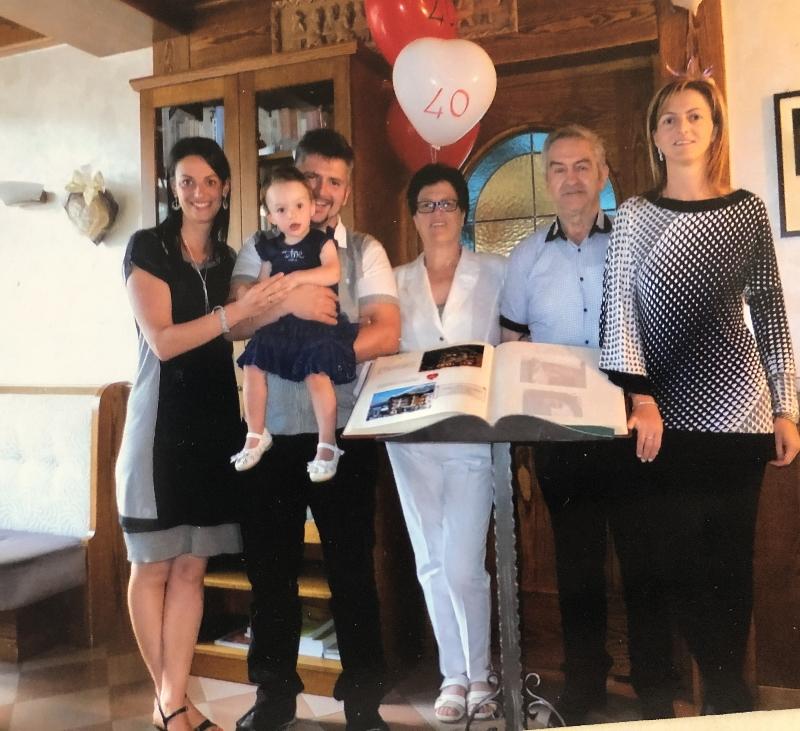 40 anni di Cavallino Lovely Hotel ad Andalo