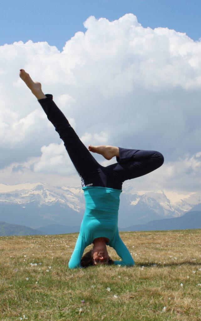 Corsi Yoga in montagna ad Andalo