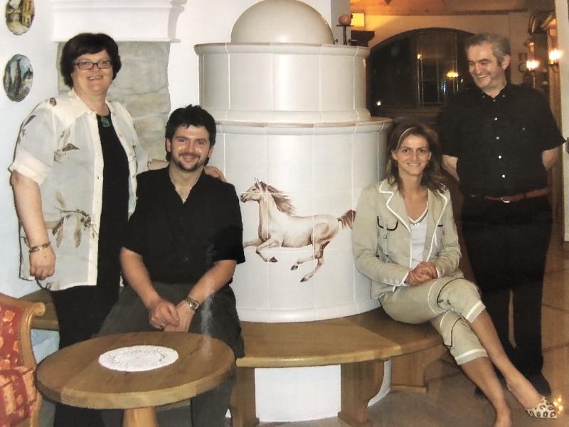 Cavallino Lovely Hotel Andalo la famiglia Zeni