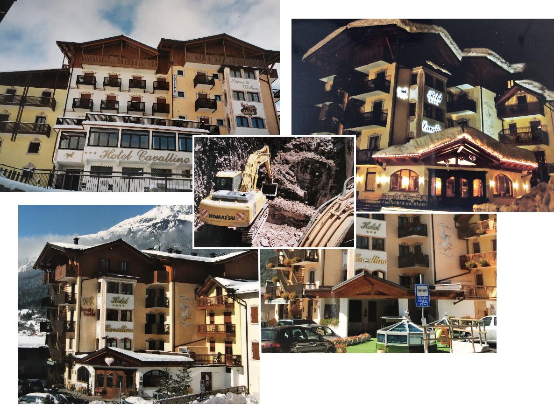 la seconda grande ristrutturazione del Cavallino Lovely Hotel di Andalo