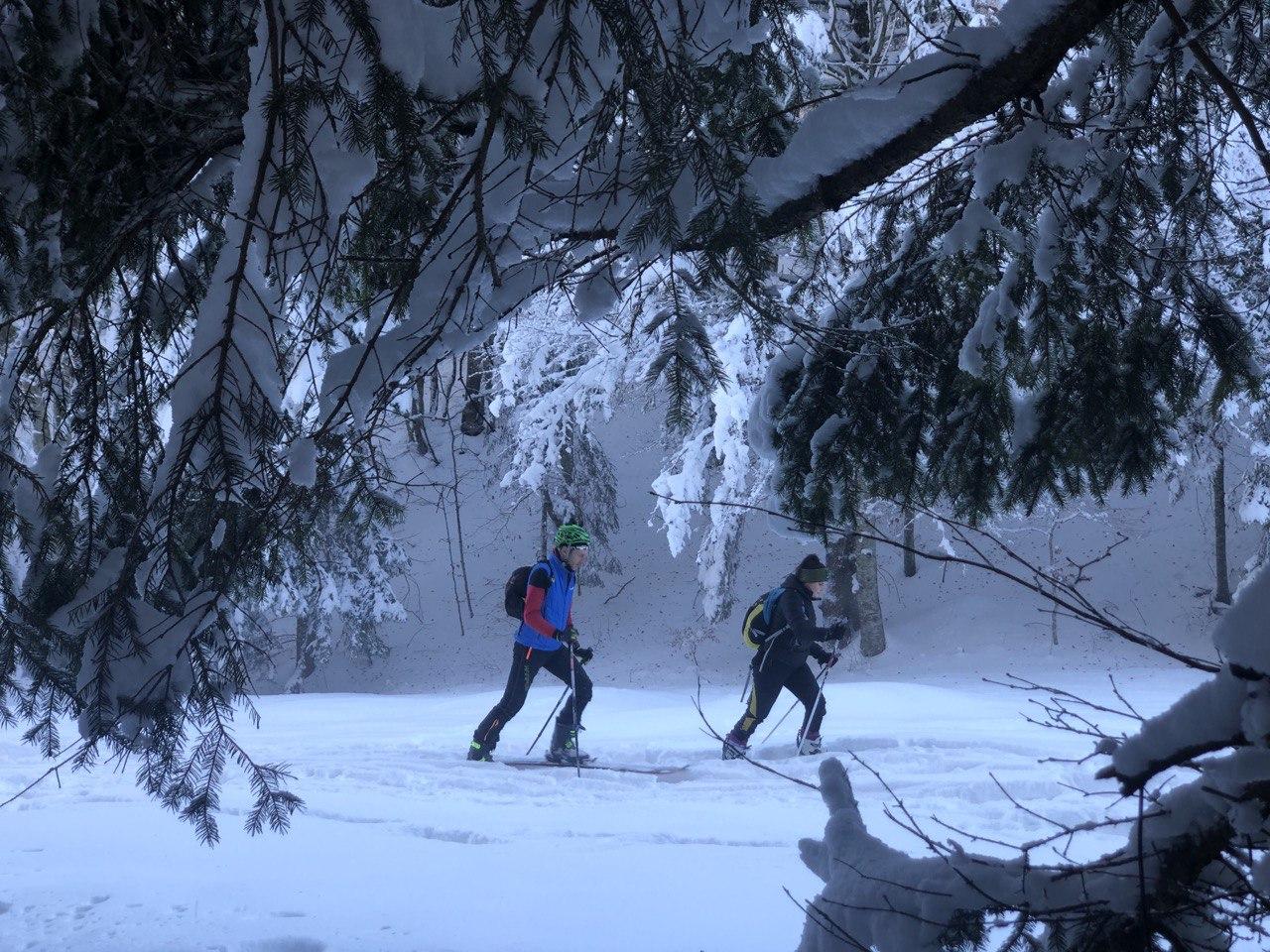 Alternative ad Andalo sci alpinismo