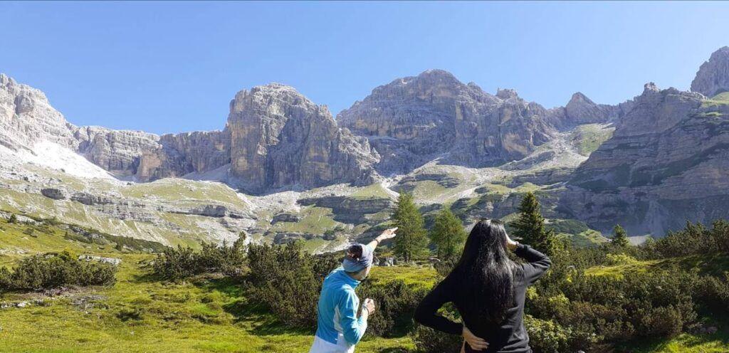 Vacanza topexperience Dolomiti Paganella
