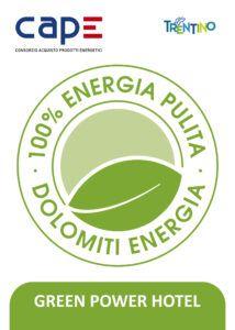 Energia Pulita Hotel Eco