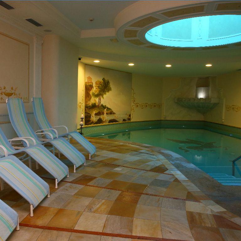 Vacanza in centro wellness ad Andalo