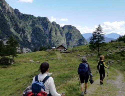 Un'estate sulle Dolomiti di Brenta